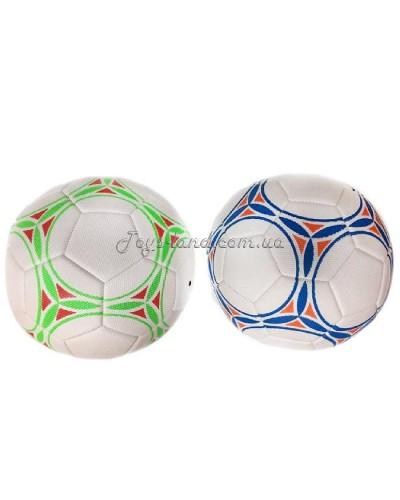 Мяч футбол  размер №5, PU 400 грамм, арт. 1719