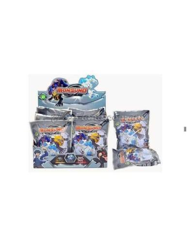 Игра MONSUNO (в коробке 12 пакетов), арт. 825-1