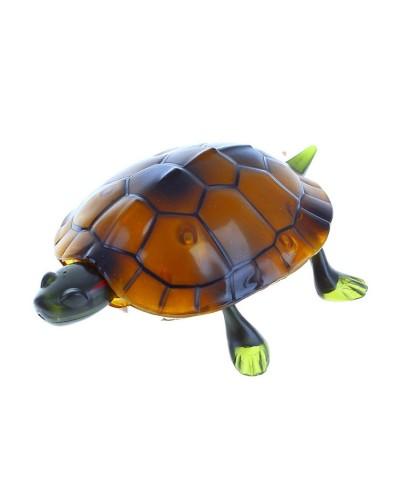 Животное батар р/у 9993 черепаха, в кор. 19.5*14,5*5,5см