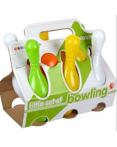 Набір для боулінгу малий