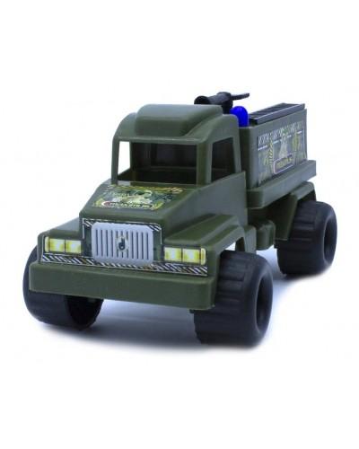 """Автомобіль """"Уран пожежний військовий"""" 19х10х11см 5338-М"""