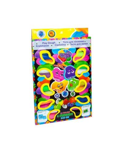 Набір тіста для ліплення ТМ LOVIN'DO 24 кольори 4FRIENDS