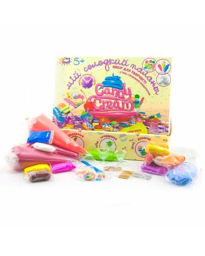 Набір для творчості ТМ Candy cream Кремові фантазії