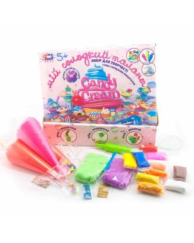 Набір для творчості ТМ Candy cream Мій солодкий талант