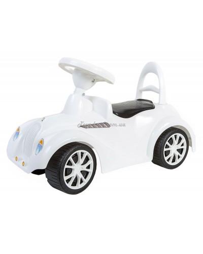 "Автомобиль для прогулок ""Ретро"" (белый), арт. 900БЕЛ, Орион"