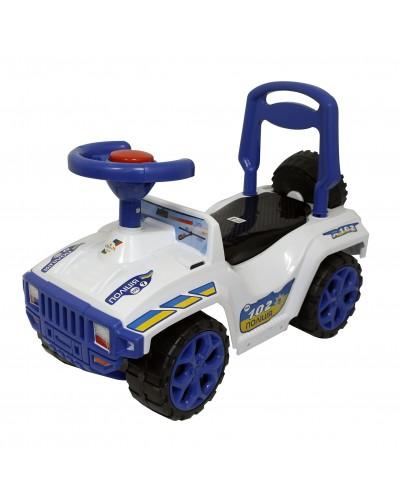 Машинка для катання ОРІОНЧИК білий