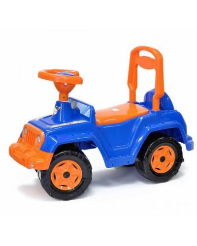 Автомобиль для прогулок 4х4 (синий), арт. 549СИН, Орион
