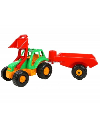 "Трактор ""Орион с прицепом"", арт. 993, Орион"
