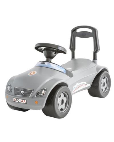 Машинка для катания МЕРСИК серый
