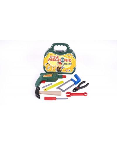 Набор инструментов Механик в чемодане