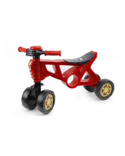 Мотоцикл БІГОВЕЛ-2 червоний 188ЧЕРВ-О