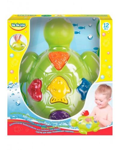 Сортер для воды 'Плавающая черепаха';1+
