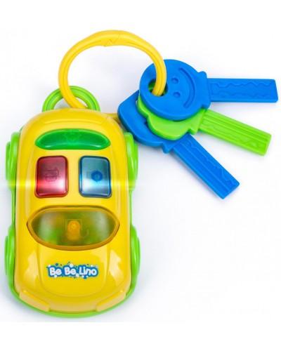Звуковой брелок 'Автомобиль с ключиками'; 9М+