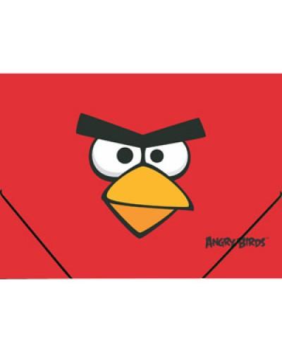 "Папка на рез. Сentrum ""Angry Birds"" ламінований картон 317х323мм.  84788"