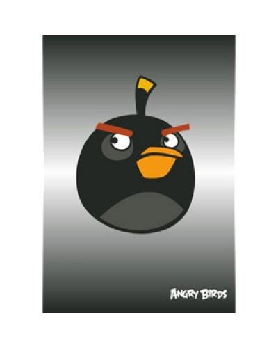 """Папка пласт. А4 Сentrum """"Angry Birds"""" 0,60мм з 2 кілцями, перфор. 84698"""