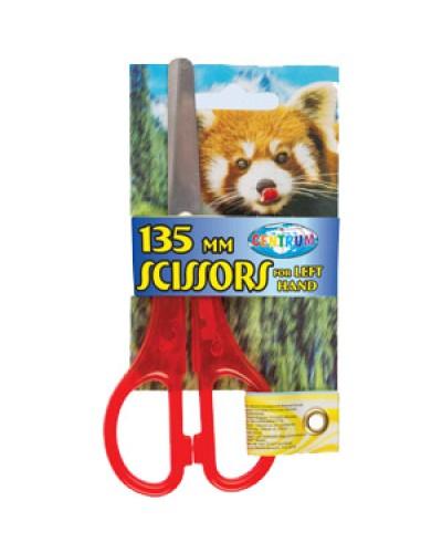 """Ножиці дитячі Centrum 13,5см """"Zoo"""" 80195 для лівої руки"""
