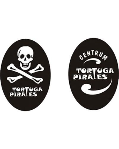 """Гумка Centrum """"Tortuga Pirates"""" овальний 82913"""
