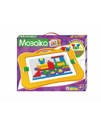 Мозаика 8 (528 дет.), арт. 3008, ТехноК