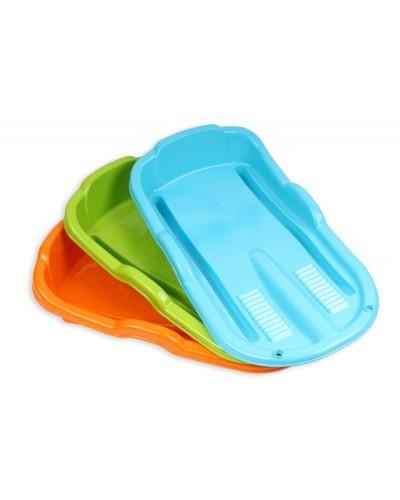 "Іграшка ""Сани-льодянка ТехноК"", тарелка для катания, ледянка арт. 5132, 62*36*15,5см"