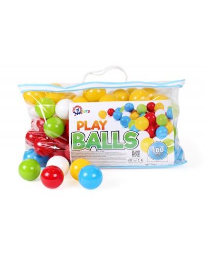 """Іграшка """"Набір кульок для сухих басейнів ТехноК"""", Арт.5545"""