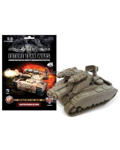 Зенітний танк М-1000 Заслін ігровий конструктор, арт. 00747, Технолог