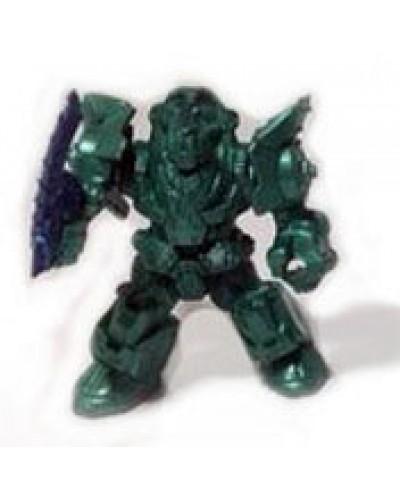 Лев ЗвеРобот зі зброєю (колір зелений), арт. 00615_1/з, Технолог