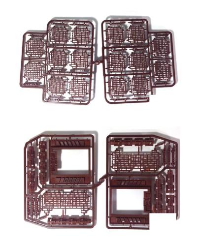 Скайтьюб - отливка №2 00200_2*Тх Полы строительный набор, 1 отливка, Технолог