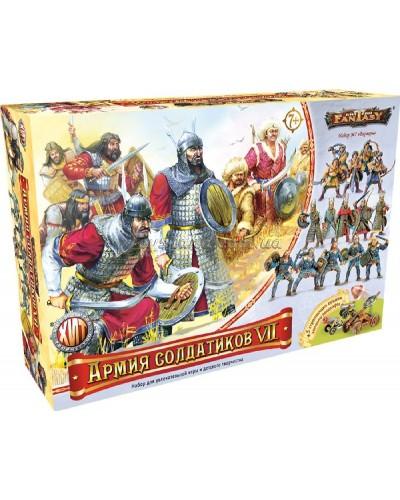 Варгейм Армія солдатиків №7 Битви Fantasy ігрове середовище, арт. 06191, Технолог