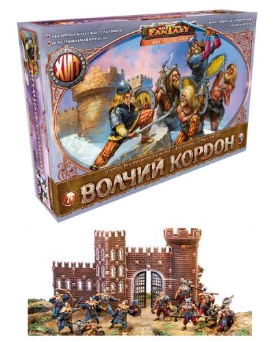 Варгейм Вовчий кордон Битви Fantasy ігрове середовище, арт. 00340, Технолог