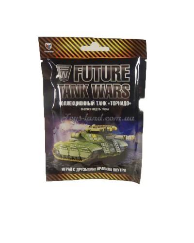 Торнадо Future Tank Wars колекційний танк Z.O.D, арт. 00735_3, Технолог