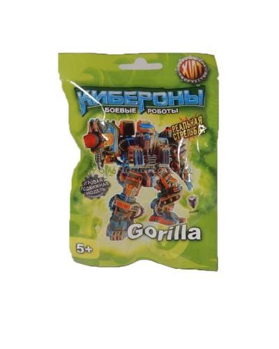 Горила (Gorilla) МІНІ Cyberon конструктор бойового робота, арт. 00732, Технолог