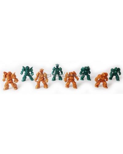 Мікс ЗвеРоботи 8 фігурок, арт. 00615М_2, Технолог