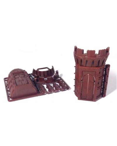 Скайтьюб - отливка №7 Башня строительный набор, 1 отливка, Технолог