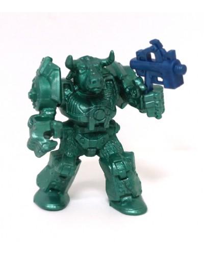 Бик ЗвеРобот зі зброєю (колір зелений), арт. 00615_3/з, Технолог