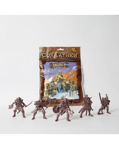 Варгейм Вікінги Битви Fantasy набір воїнів (з гнучкого пластику), арт. 00772, Технолог