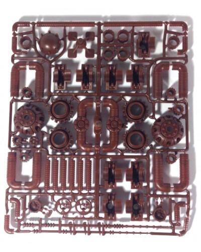 Скайтьюб - отливка №6 Элементы электростанции строительный набор, 1 отливка, Технолог