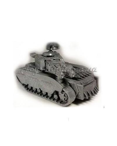 Мій Супер Танк 2 (МСТ-2) ігровий конструктор (колір сірий/1 відливок), арт. 00026_1, Технолог