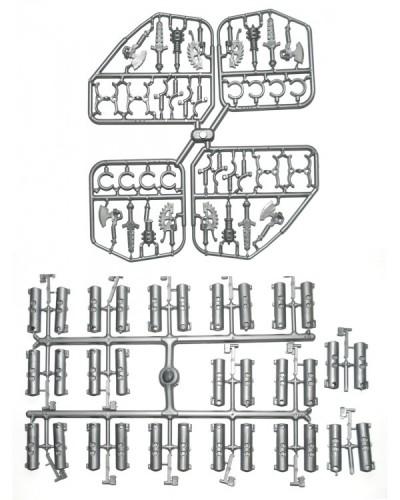 Варгейм Комплект оружия Экопатруль 32 дет.