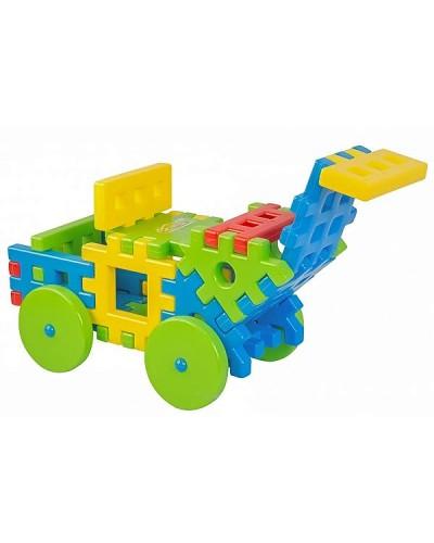 "Іграшка-конструктор ""Поєднайко"" 25 ел."