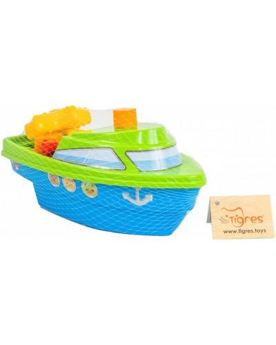 """Игрушка """"Кораблик"""" в коробке"""
