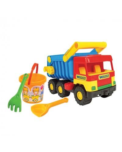 """""""Middle truck"""" з набором до піску 4 ел."""