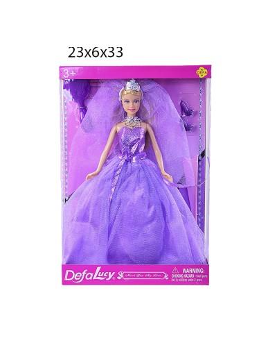 """Кукла """"Defa Lucy"""" 8253 в кор. 23*6*33см"""
