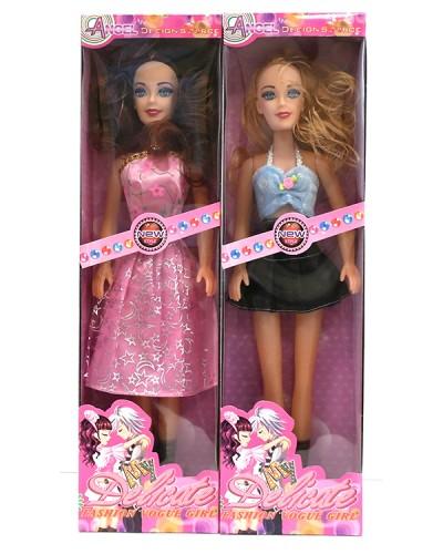 Кукла большая 8213 (8123) (96шт/2) 3 вида, кор. 46*12,5*6 см