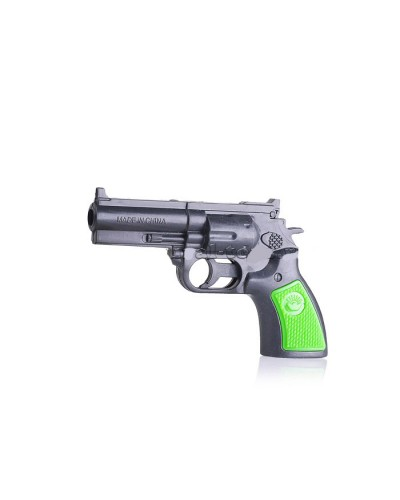 Пистолет 005-1 пульки,в пакете 15*10см