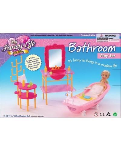 """Мебель """"Gloria"""" 2913 для ванной, в кор,26,5*19*8 см"""