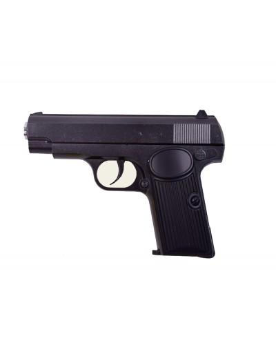 Пистолет метал ZM06 пульки, в кор., 20*14,5*4,5см