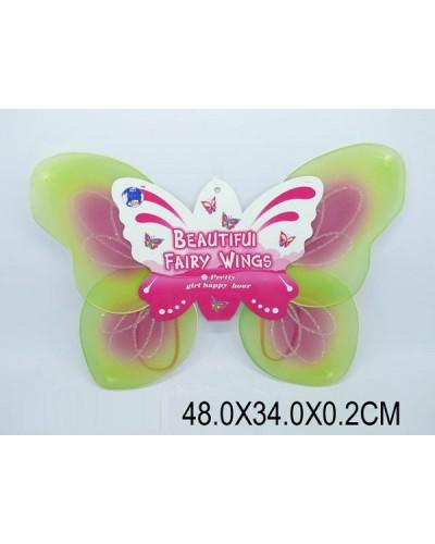 Крылья HD0049 на резиночках, 48*34*0,2см