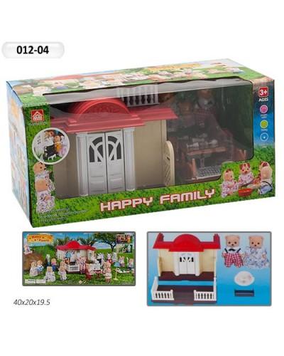 Животные флоксовые 012-04 в короб.41*20,5*17,5см