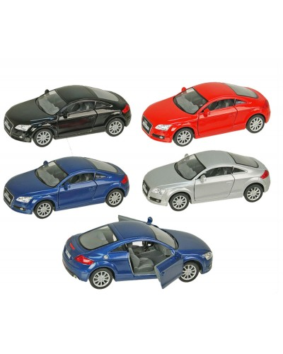 "Машина металл ""KINSMART"" KT5335W ""2008 Audi TT Coupe"", в коробке 16*8*7,5см"