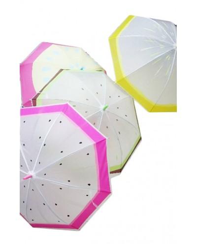 Зонт CLG17213 4 вида, в пакете